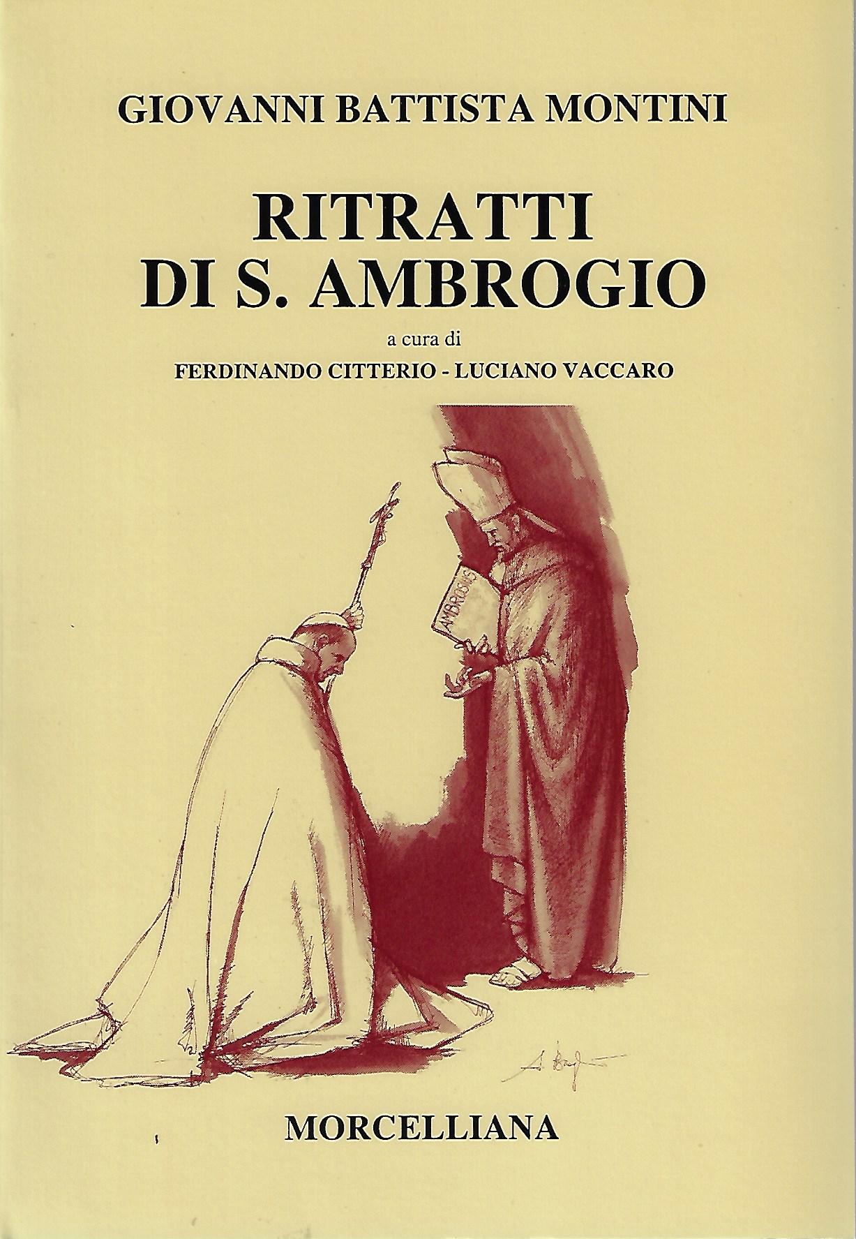 Giovanni Battista Montini, Ritratti di S. Ambrogio