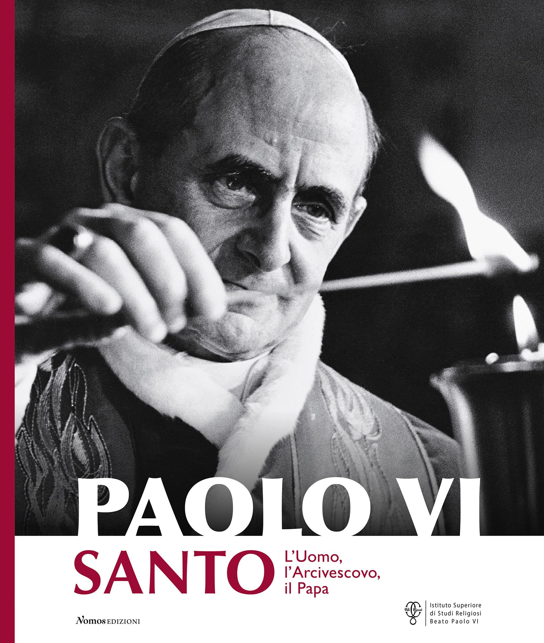 PAOLO VI SANTO copertina catalogo
